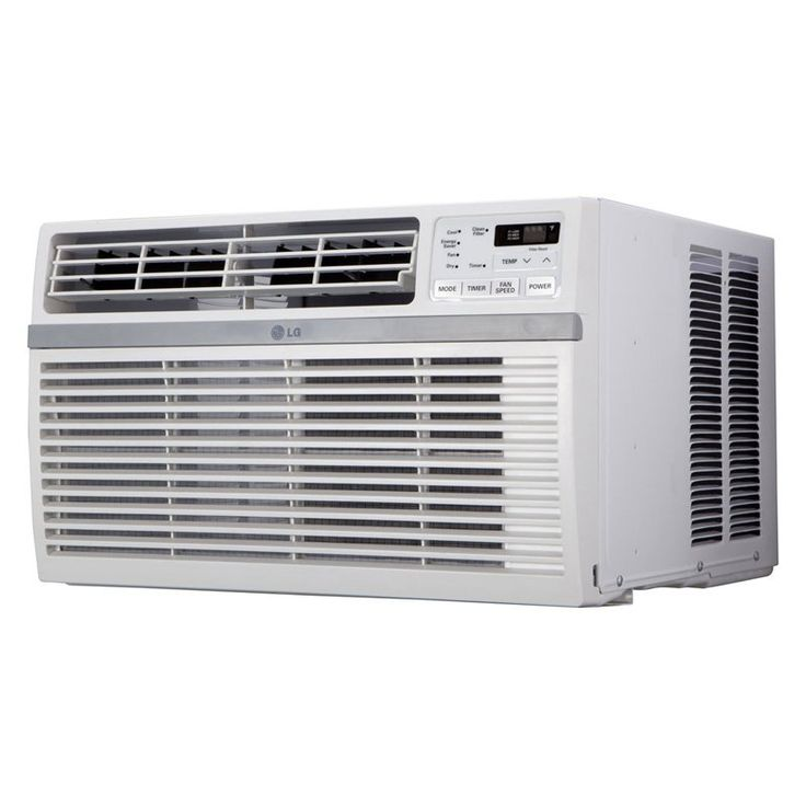 LG LW8015ER 8000 BTU Window Air Conditioner - LW8015ER