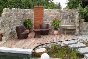 Garten und Badeteich Galerie Rieper & Silbernagl Gartengestaltung und Schwi
