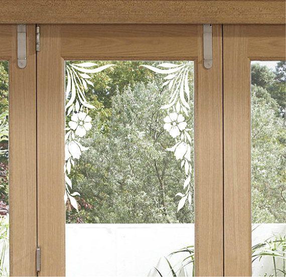 Best Shower Door Design Images On Pinterest Door Design - Vinyl decals for glass doors