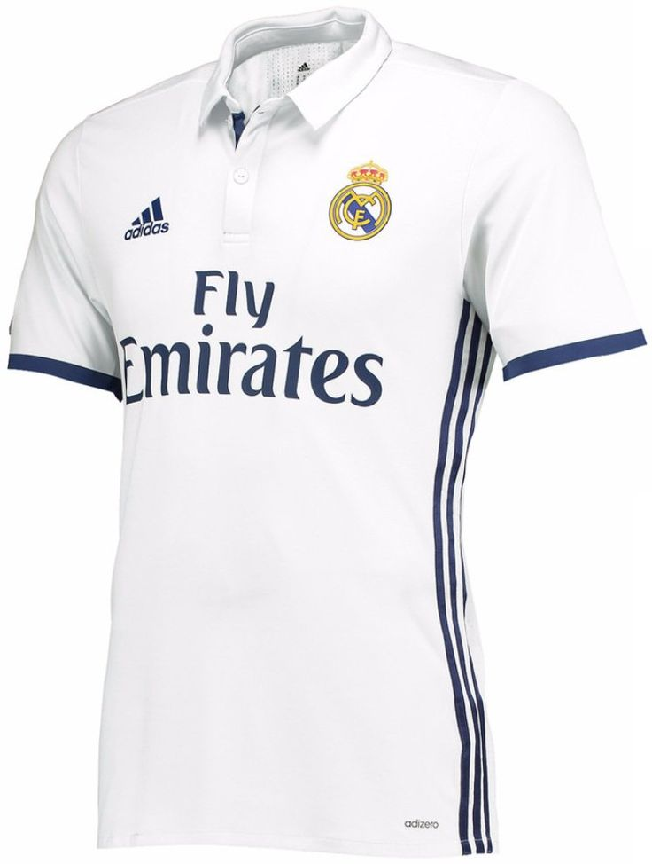 Real Madrid home 2016-17. http://1703866.talkfusioninstantpay.com/es/