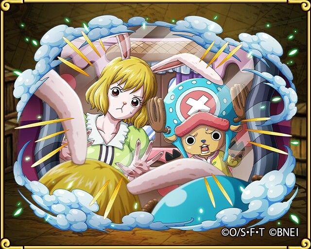 Pin Oleh Garoxque Di One Piece Treasure Cruise
