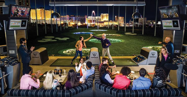Top Golf $30 before noon Monday, $45 noon-5pm Monday. Price per bay up to 6 players.