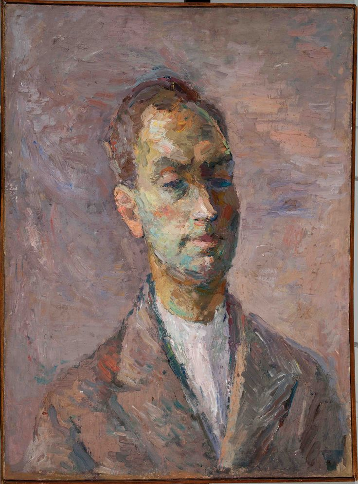 Robert Falk (1886–1958), Self-portrait, 1929, Oil on canvas | Private collection, Moscow