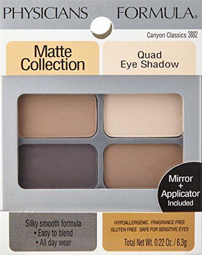 Physicians Formula - Quad Eye Shadow Canyon Classics 3882