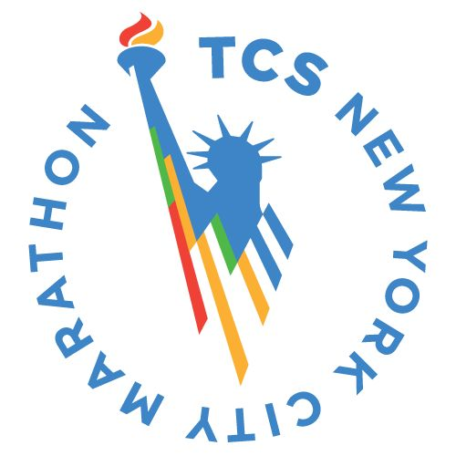Afbeeldingsresultaat voor new york marathon logo
