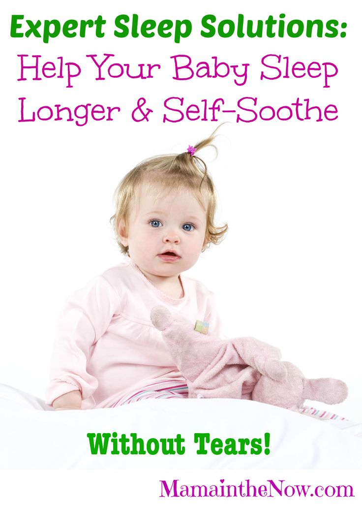 Expert Sleep Solutions: Help your baby sleep longer and self-soothe - without tears!  Gentle and sensible tips with the science of sleep and babies on your side!   @thecradlecoach came to the rescue when my readers woke up at the crack of dawn from their early rising babies - and when their little ones couldn't self-soothe.   You can thank me later! :)