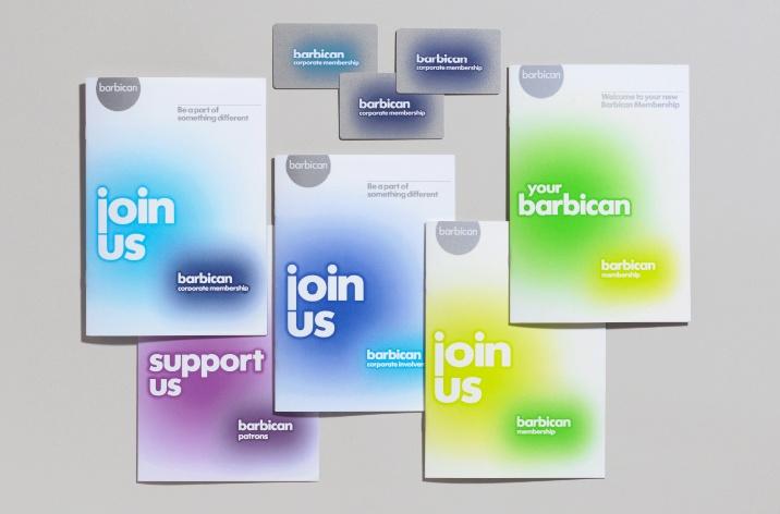 Barbican membership material — Sea