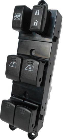 Nissan Pathfinder Master Power Window Switch 2007-2012
