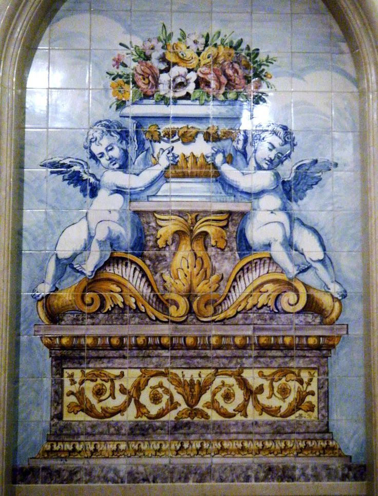 Portugal Bank tiles