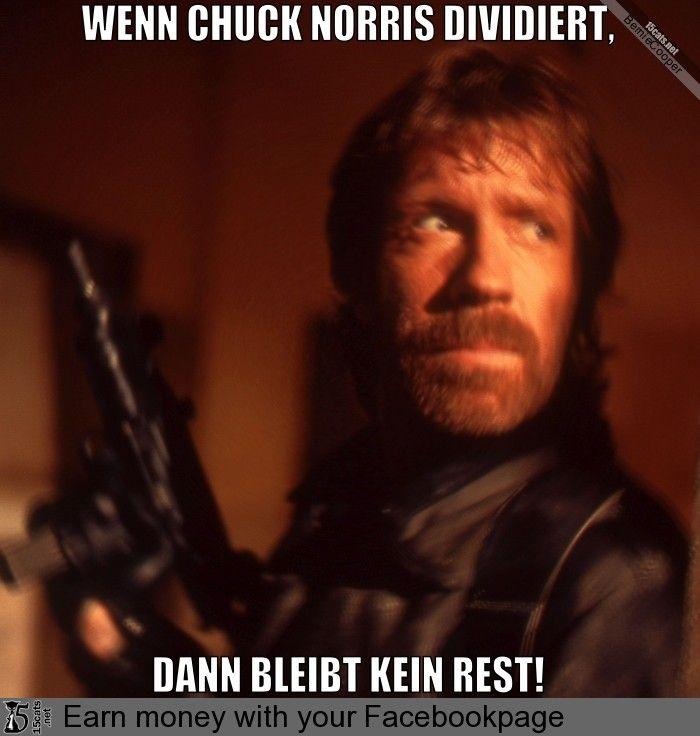 Wenn Chuck Norris dividiert