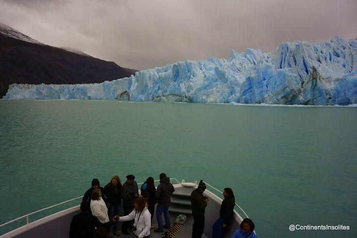 Les glaciers du Chili