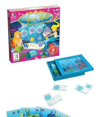 SMART GAMES Aqua Belle Logic Challenge