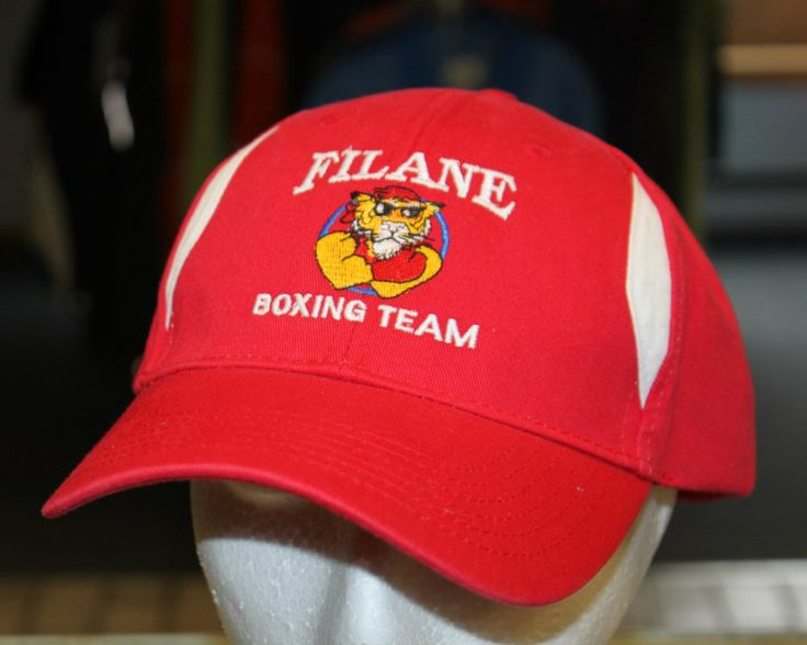 Hollywood Filane - Filane Boxing Team Tuff Guy Tiger Mascot Hat, $19.95 (http://www.hollywoodfilane.com/filane-boxing-team-tuff-guy-tiger-mascot-hat/)