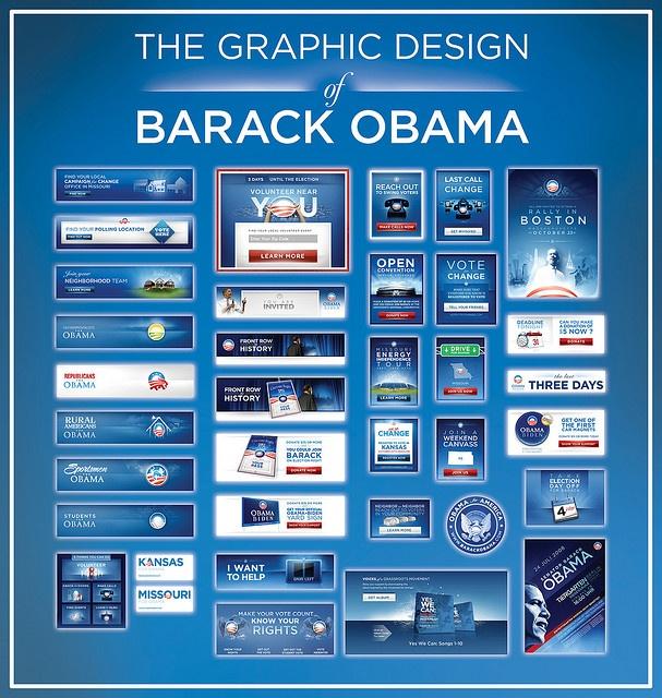 The Graphic Design of Barack Obama | Flickr - Photo Sharing!