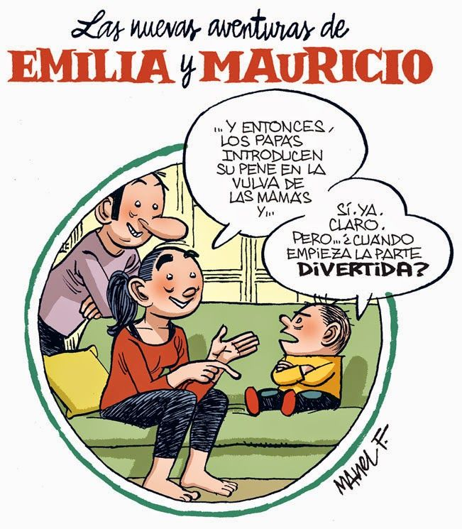 Manel Fontdevila - Impepinable: La Parejita