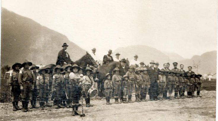Coyhaique.1 de enero de 1929