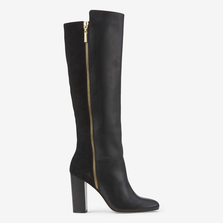 Kate Spade Saturday High Heel Zip Boots on shopstyle.com