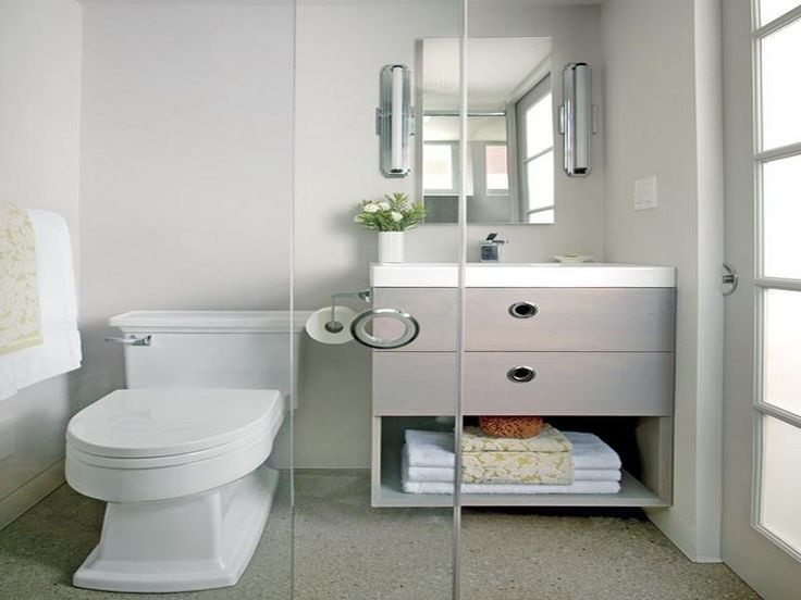 Best Basement Bathroom Ideas Images On Pinterest Basement - How to build a bathroom in the basement