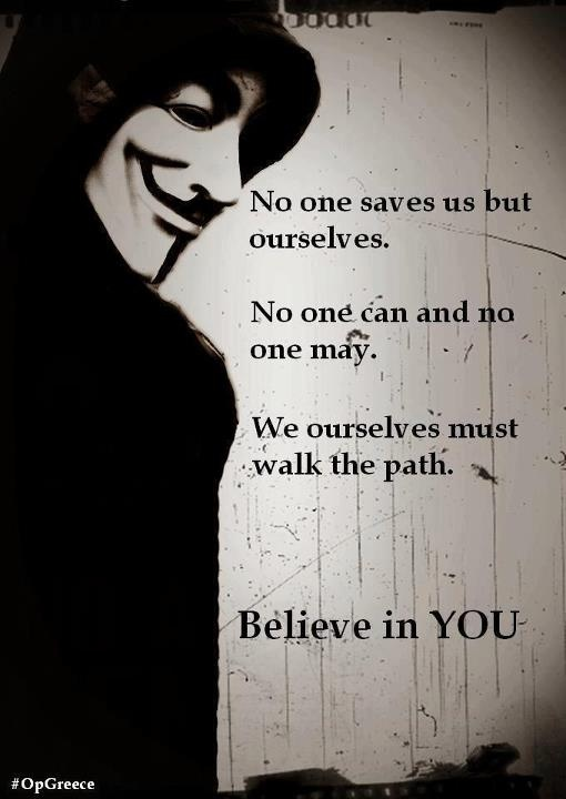 Charmant Anonymous   Believe In You