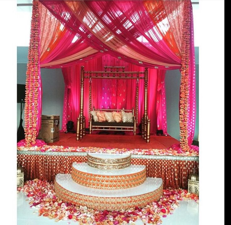 Mandap Inspiration. For Indian Wedding Decorations in the Bay Area, California; Contact R&R Event Rentals, Located in Union City & serving the Bay Area and Beyond.