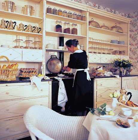 The Pand Hotel Brugge - Kitchen - great small luxury hotel