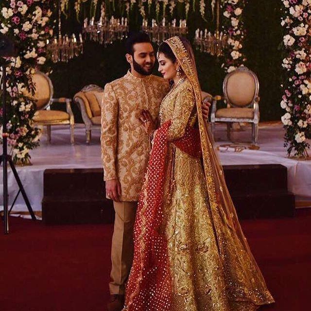Nomi Ansari bride