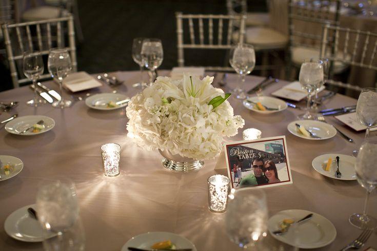 Our Flowers Blog Chicago Beauteous Wedding Centerpieces Pinterest Centrepieces White Hydrangea And