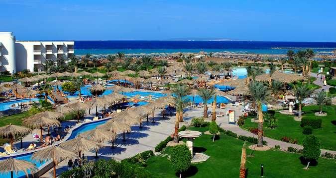 Hilton Hurghada Long Beach Resort - Egypt