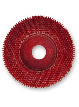 Disco abrasivo con puntas de Widia de carburo de wolframio para Proxxon LWS