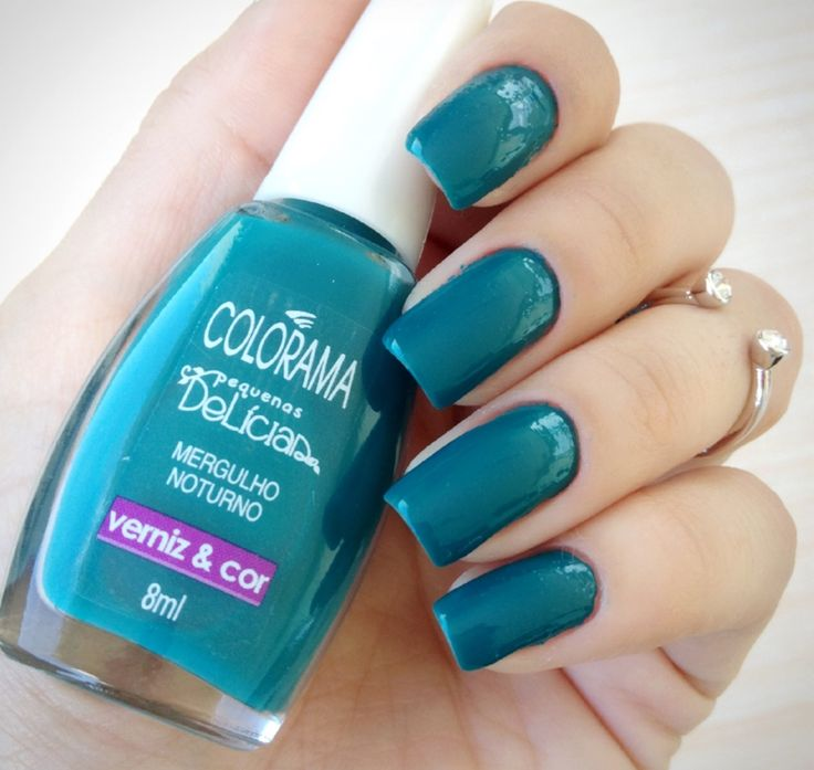 Rosamaria G Frangini | High Nails | Colorama, Mergulho Noturno