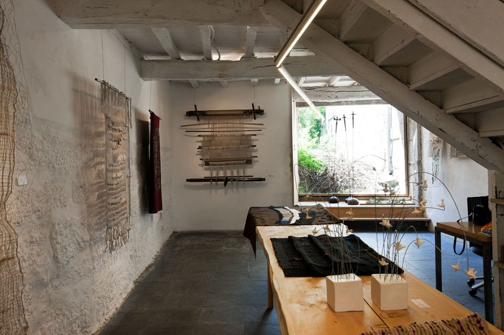 Interior perspective of our gallery/shop. Photo by Luís Ferreira Alves.