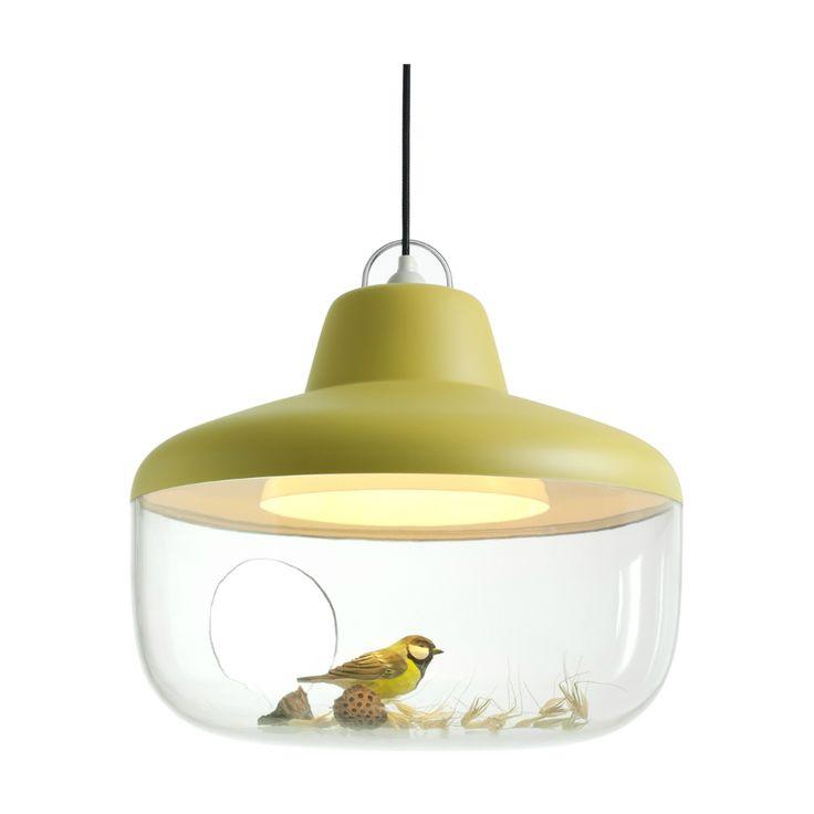 Eno Studio Lamp Favorite Yellow | Klevering