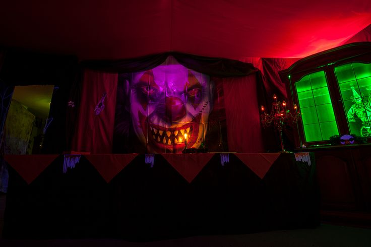 Halloween Party decoration 2016
