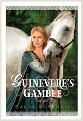 GUINEVERE'S GAMBLE by Nancy McKenzie (Knopf Books for Young Readers, June 2009)