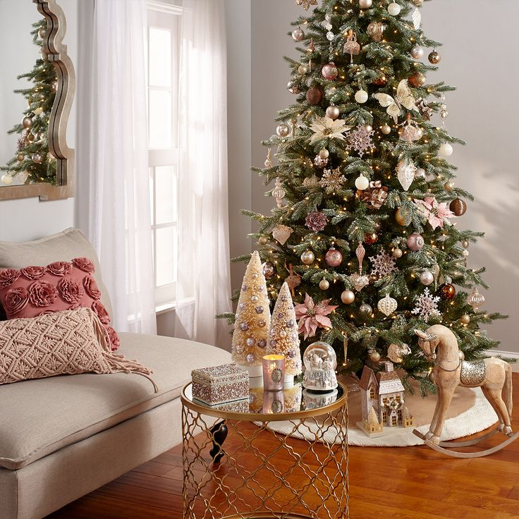 At Home Gives You The Tools For Christmas Tree Perfection Check Out Simple Tricks On