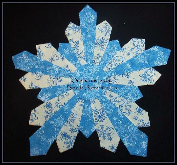 dresden snowflake