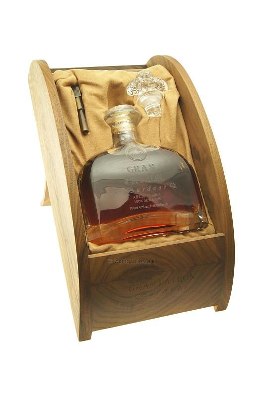 Gran Patrón Burdeos Tequila   Buy Online or Send as a Gift ...
