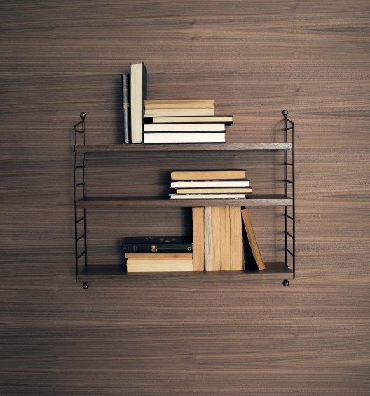 Designklassiker – String Regal | Der Schlüssel zum Glück | Interior Design für Jedermann