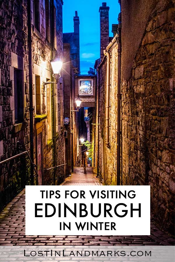 Winter In Edinburgh What To Do See And Enjoy When It S Cold