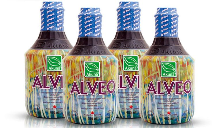 Inspired by nature   Alveo is a herbal tonic containing a refined combination of herbs and it is available in two different flavours: grape...