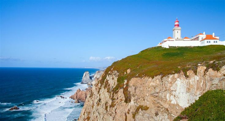 Španielsko a Portugalsko - Cabo da Roca - 1