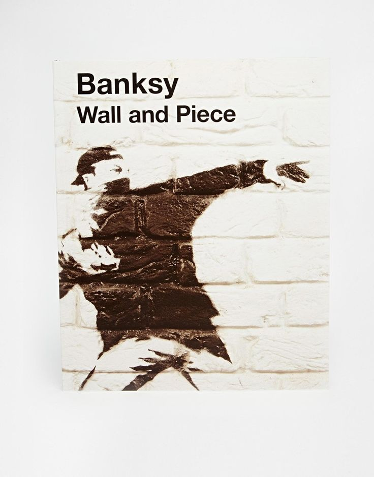 Image 1 of Wall & Piece Banksy Book