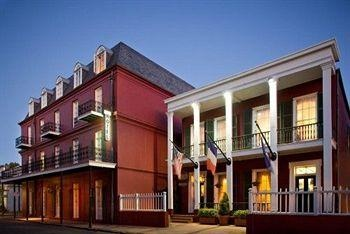 Le Richelieu in the French Quarter, 1234 Chartres Street, New Orleans, Louisiana United States - Click 'n Book Hotels