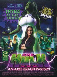 AVN - She-Hulk XXX: An Axel Braun Parody