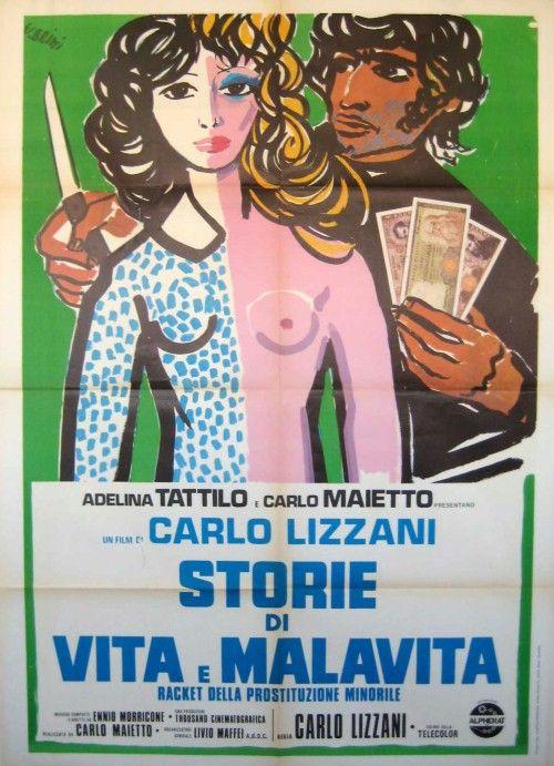 Storie di vita e malavita  - Racket della prostituzione minorile (Carlo Lizzani, 1975)