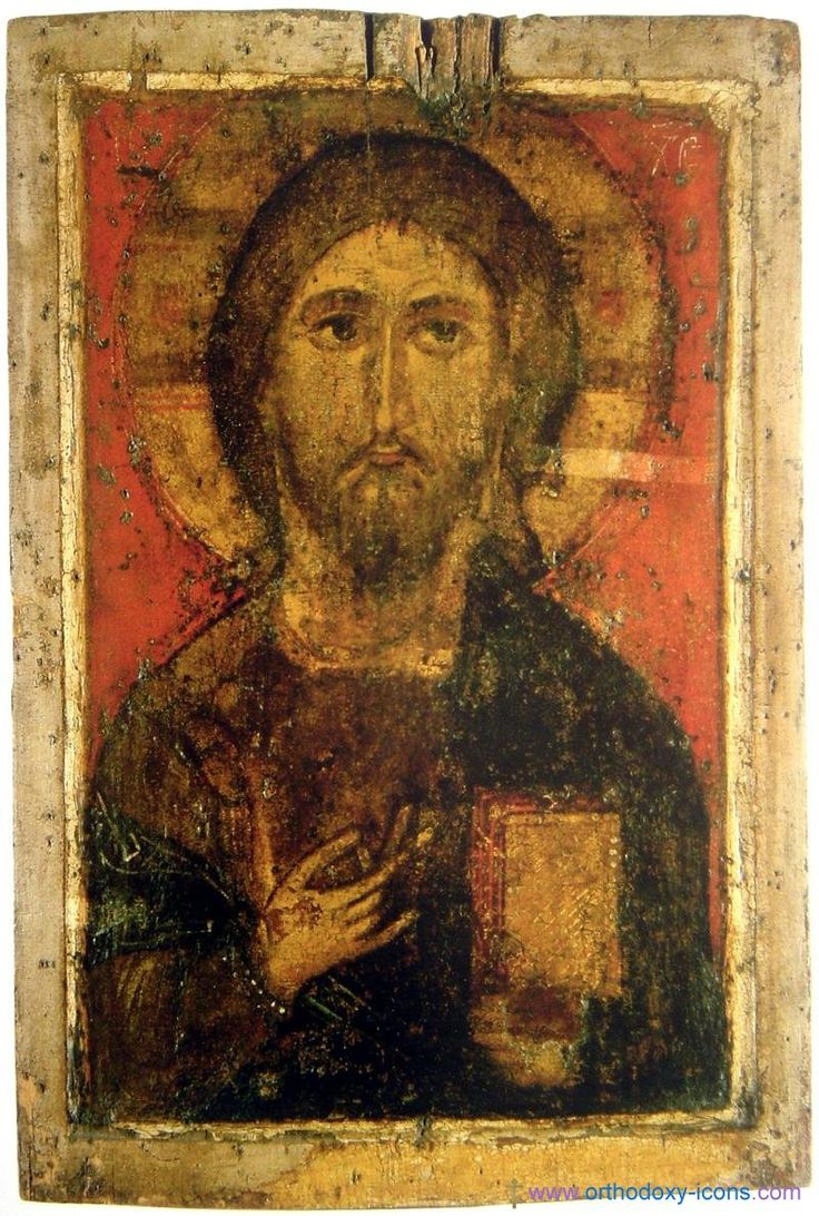 Russian Icon from the Pskov ☩