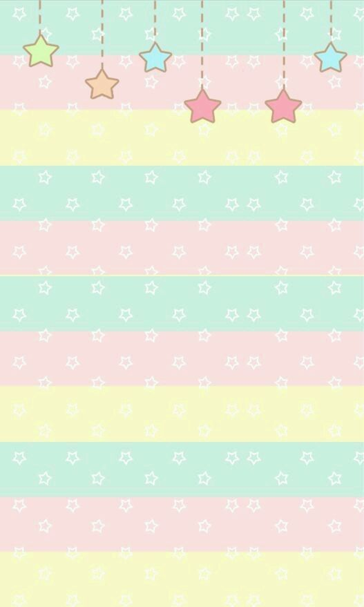 pastel stars and stripes