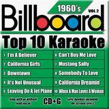 Billboard Top 10 Karaoke: 1960's, Vol. 2 [CD], 1962