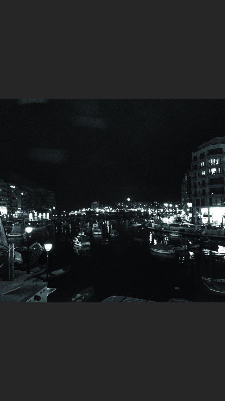 St.julian by night