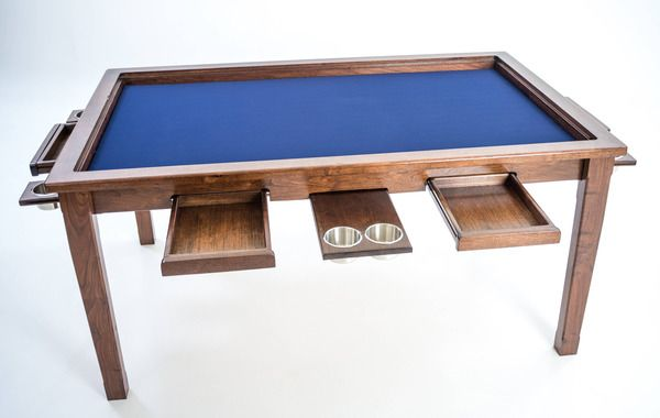 Photos | Rectangle Table | BoardGameTables.Com